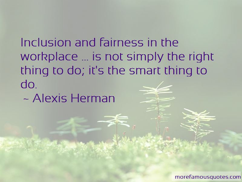 Workplace Fairness Quotes