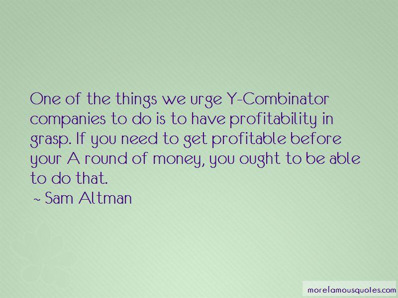 Y Combinator Quotes