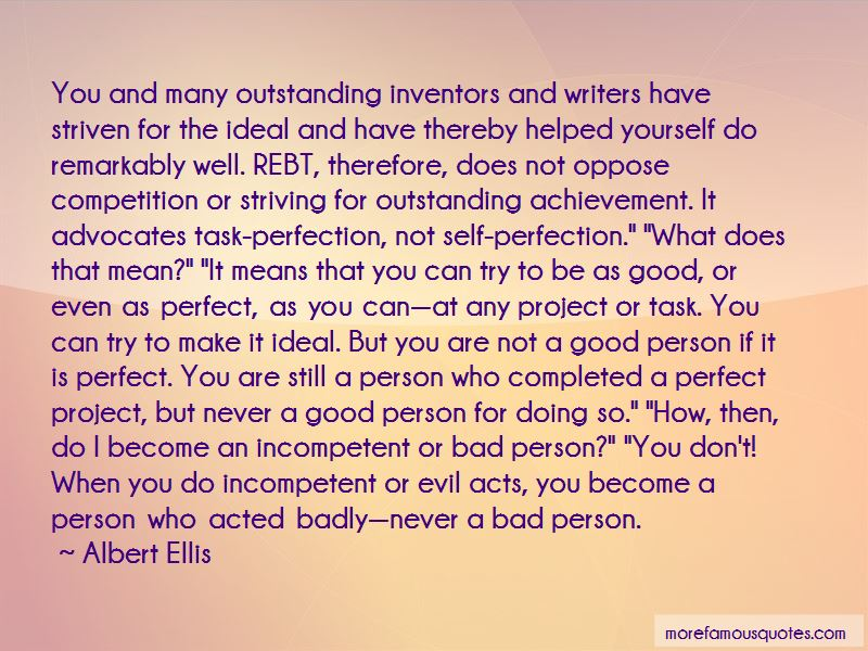 You Are Not A Good Person Quotes