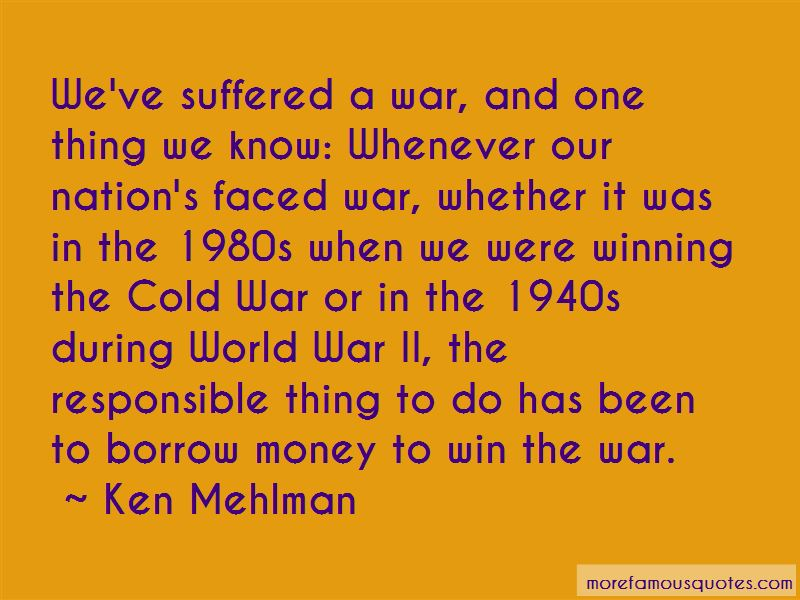 1980s Cold War Quotes