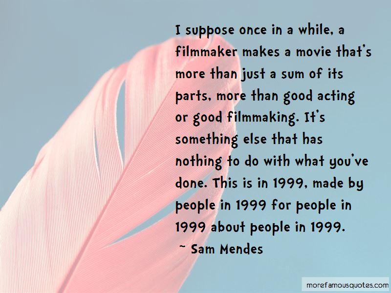 1999 Movie Quotes