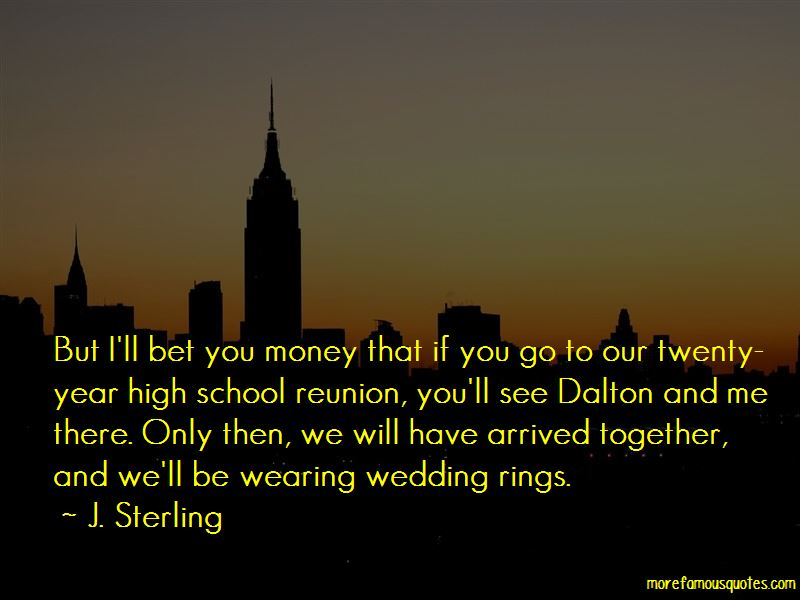 20 Year High School Reunion Quotes: Top 4 Quotes About 20