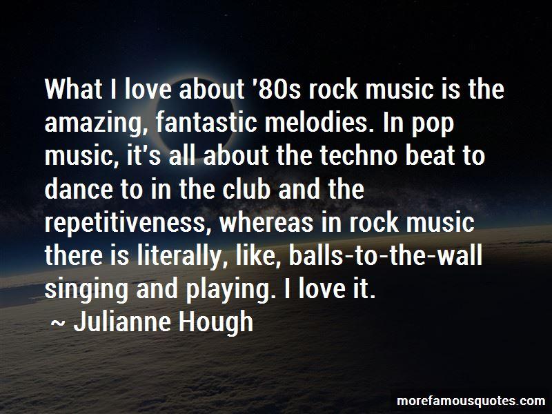 80s Rock Love Quotes