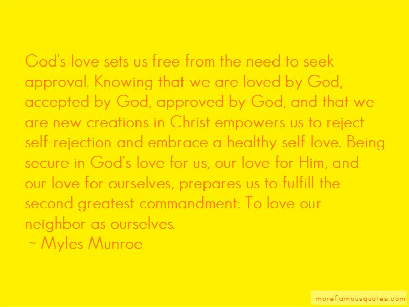 Accepted By God Quotes