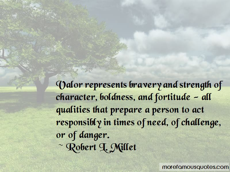 Act Responsibly Quotes
