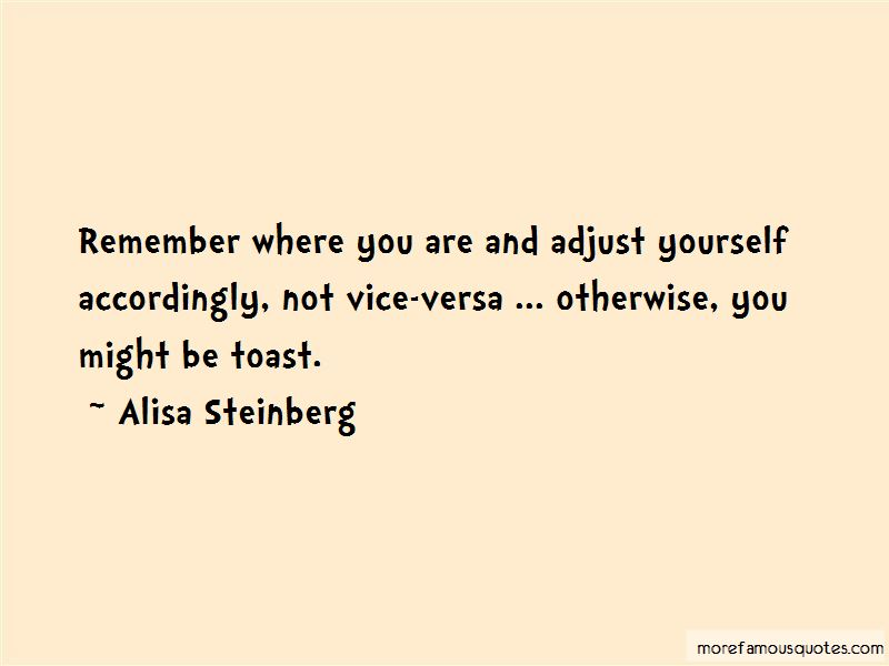 Adjust Yourself Quotes Pictures 4