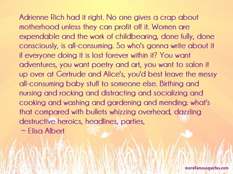 Alice's Quotes