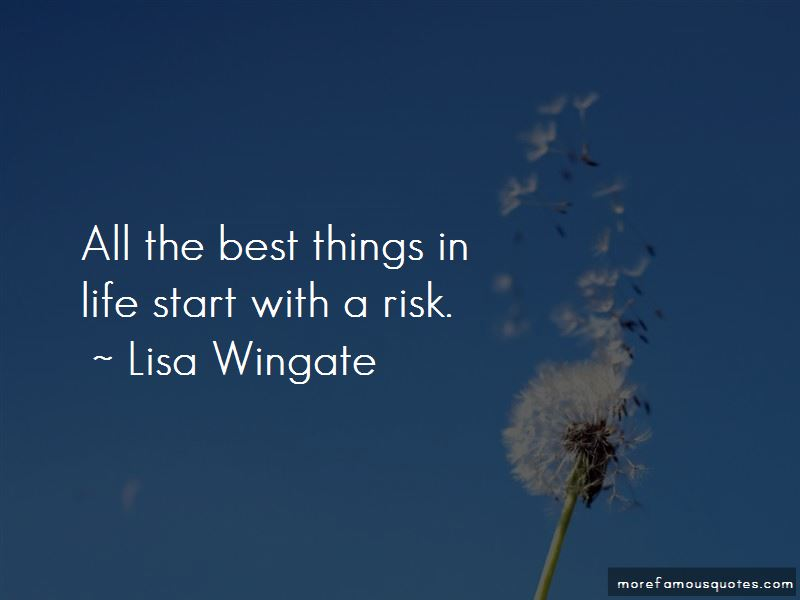 All The Best Things In Life Quotes