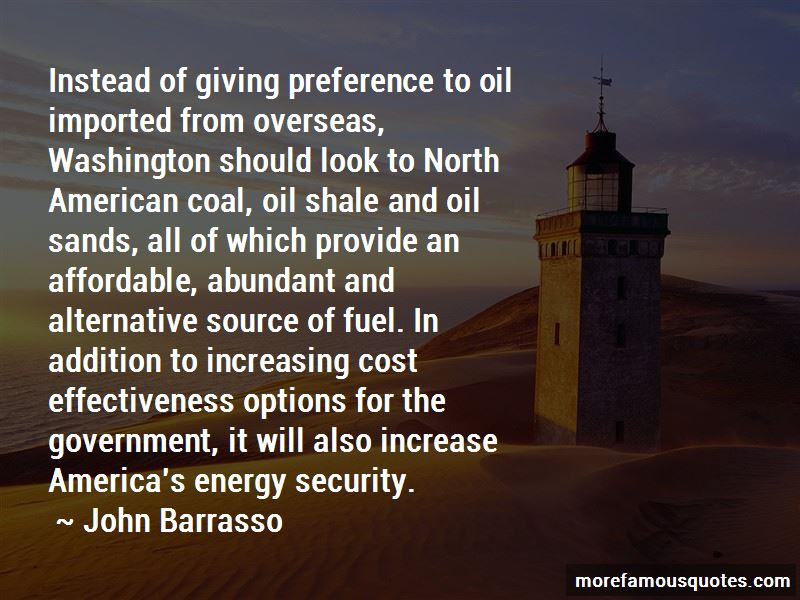 Alternative Fuel Source Quotes