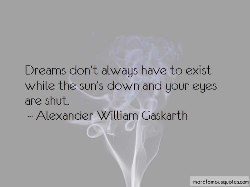 Always Go For Your Dreams Quotes