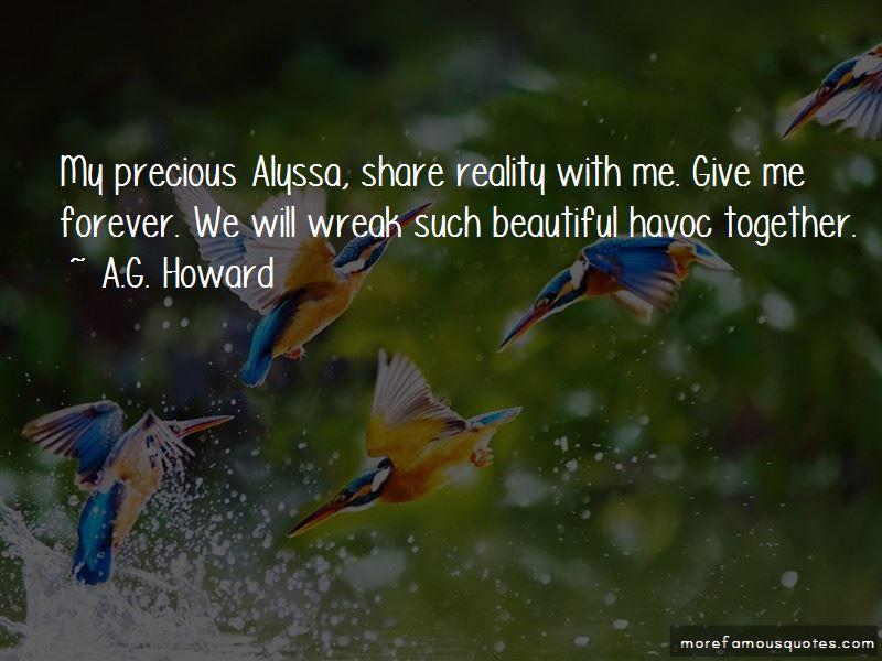 Alyssa Ho Quotes Pictures 3