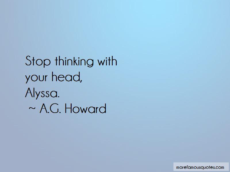 Alyssa Ho Quotes