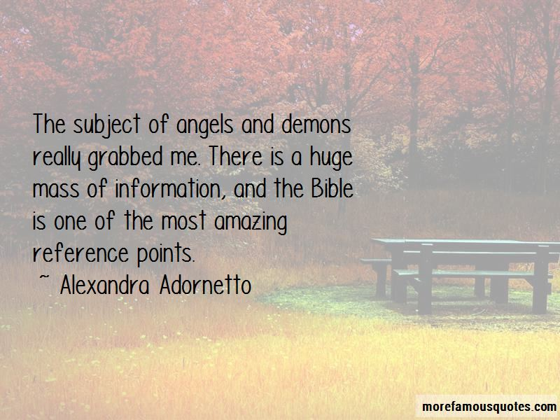 Angels And Demons Bible Quotes