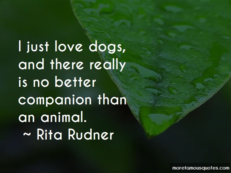 Animal Companion Quotes Pictures 4