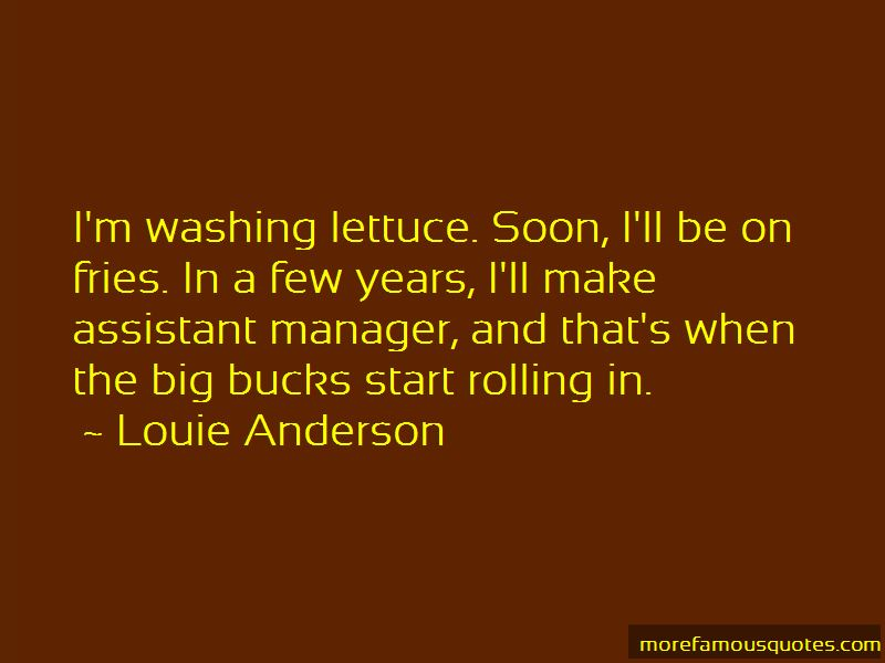Assistant Manager Quotes Pictures 3