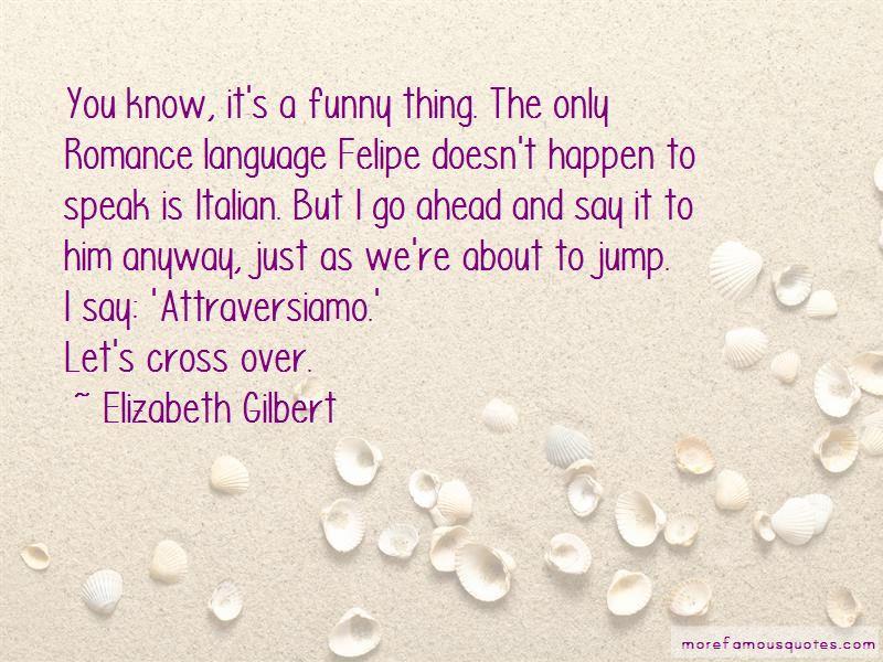 Attraversiamo Quotes
