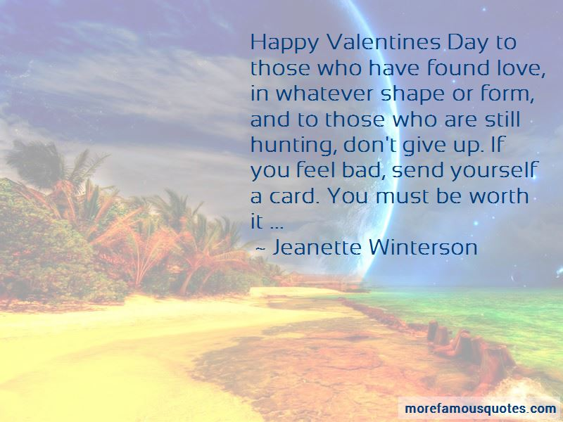 Bad Valentines Day Quotes