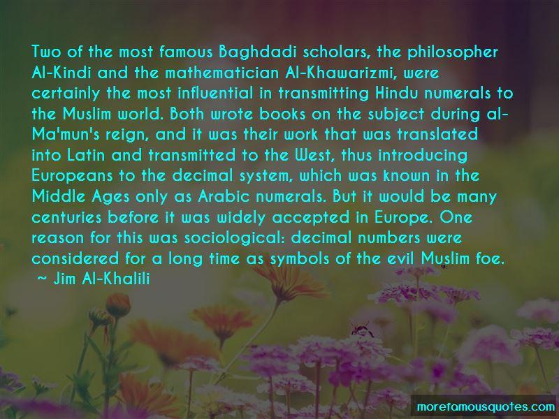 Baghdadi Quotes
