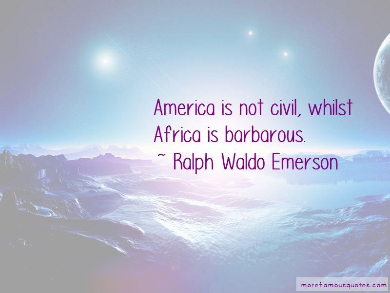 Barbarous Quotes