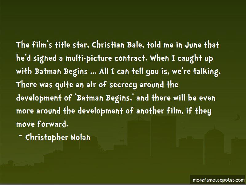 Batman Bale Quotes Pictures 2