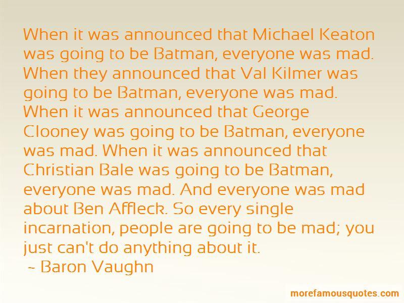 Batman Bale Quotes