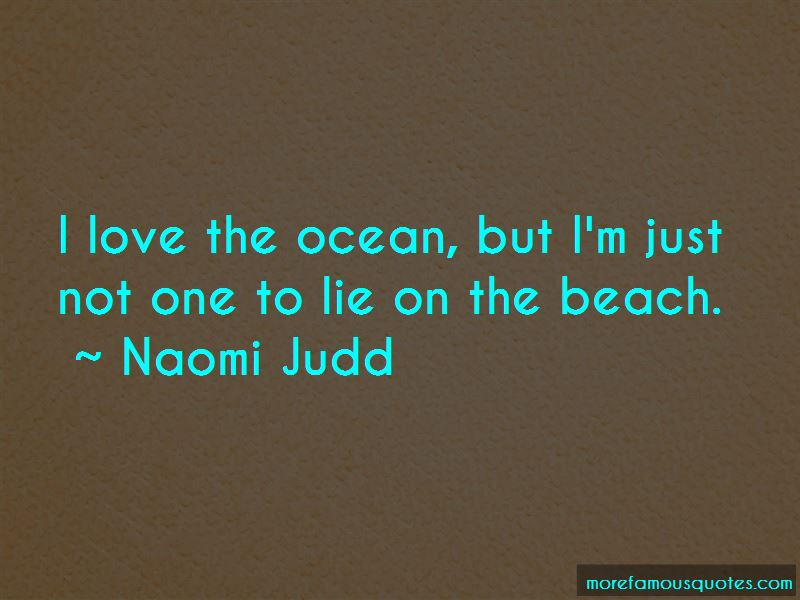 Beach And Ocean Love Quotes Pictures 4