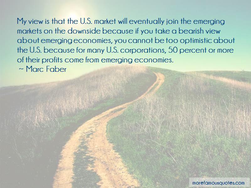 Bearish Market Quotes