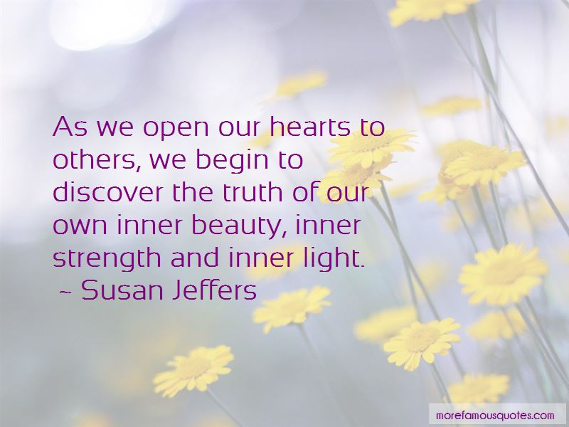 Beauty Inner Quotes