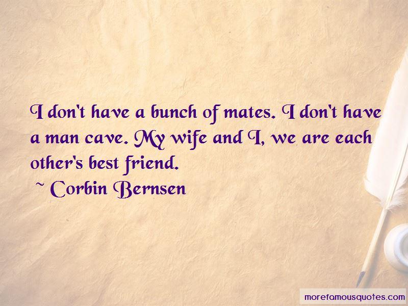 Best Man Cave Quotes