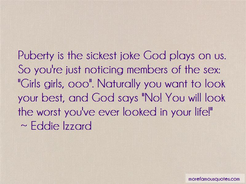 Puberty quotes