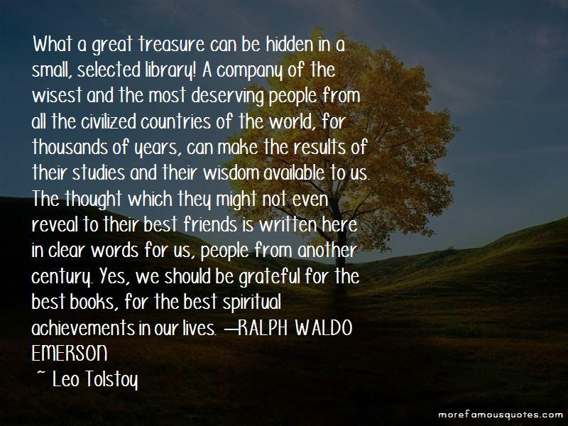 Best Ralph Waldo Quotes