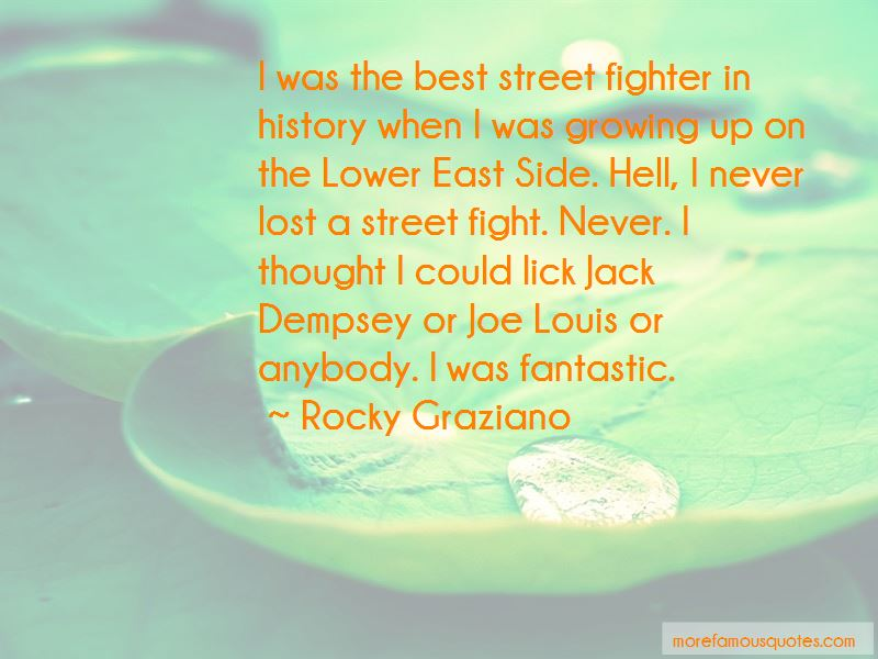 Best Street Fighter Quotes