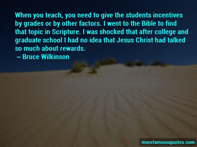 Bible Rewards Quotes
