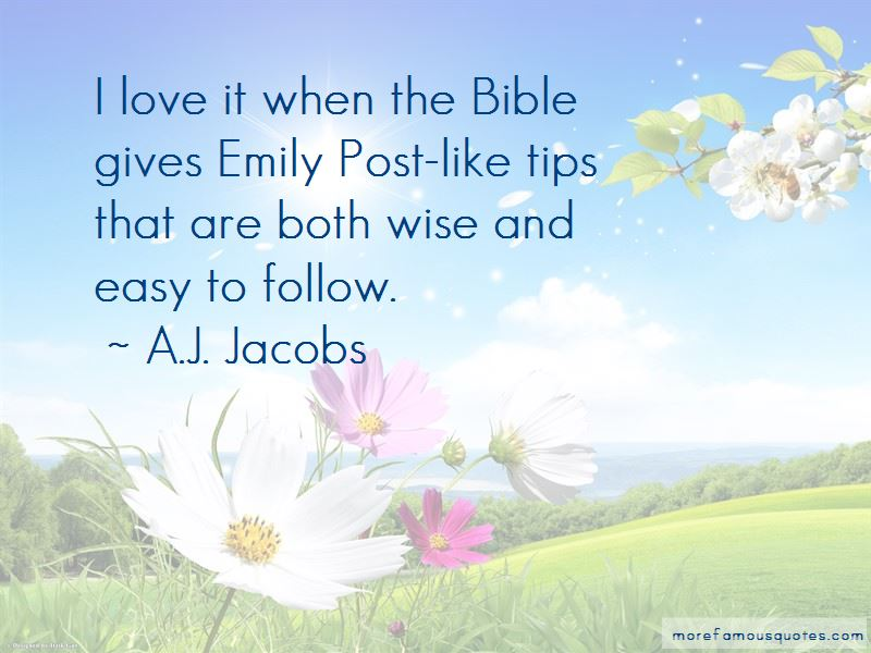Bible Wise Quotes