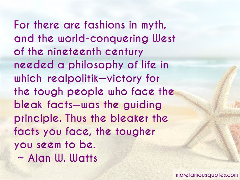 Bleak Philosophy Quotes