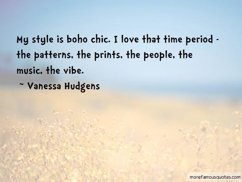 Boho Chic Quotes