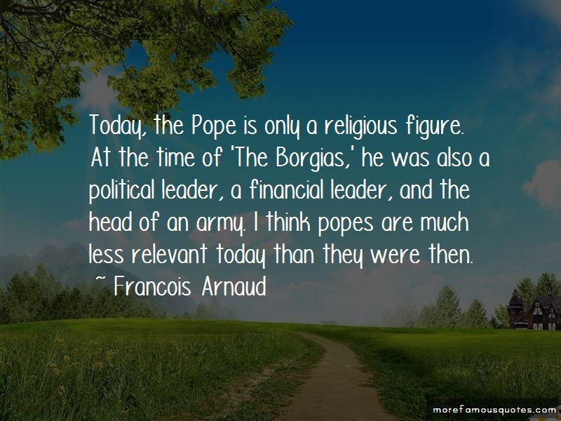Borgias Quotes