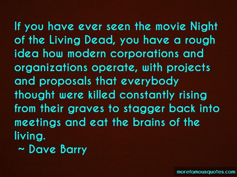 Brains Movie Quotes Pictures 3