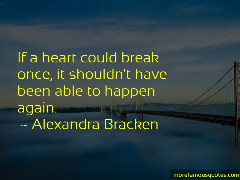 Break My Heart Again Quotes Pictures 2