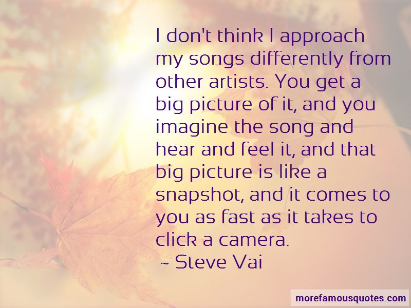 Camera Snapshot Quotes