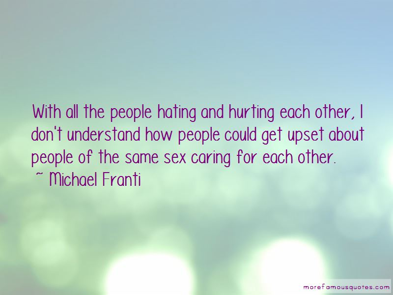 Caring For Each Other Quotes