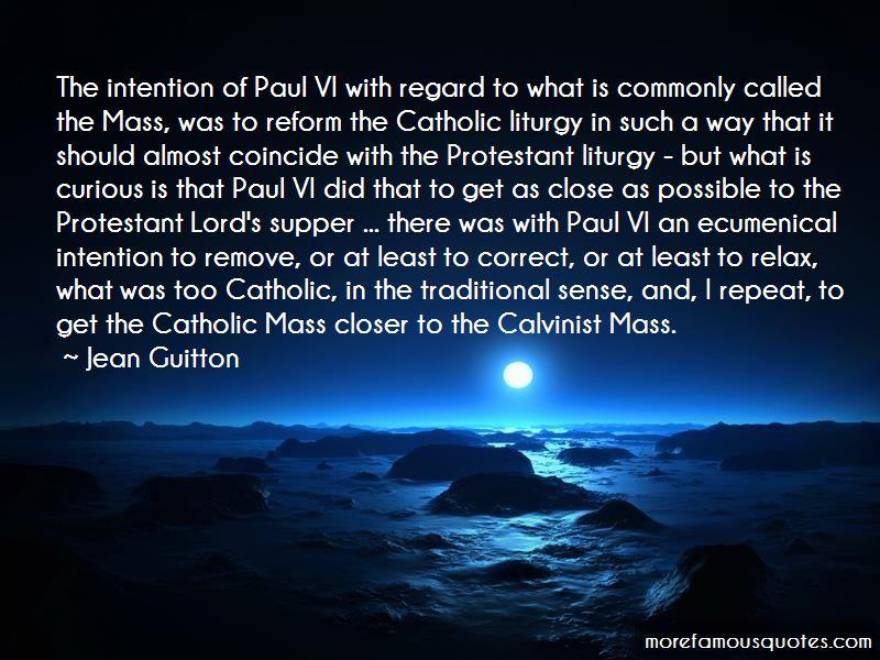 Catholic Liturgy Quotes