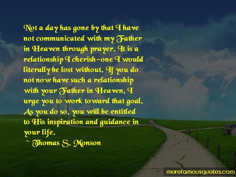 Cherish Your Relationship Quotes