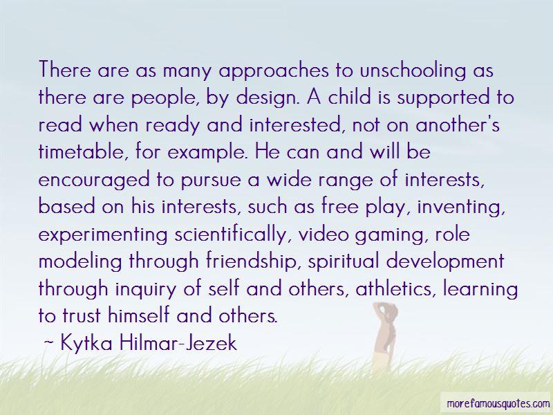Child Development Play Quotes