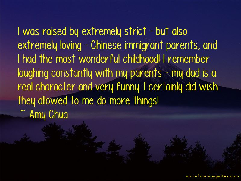 Chinese Immigrant Quotes