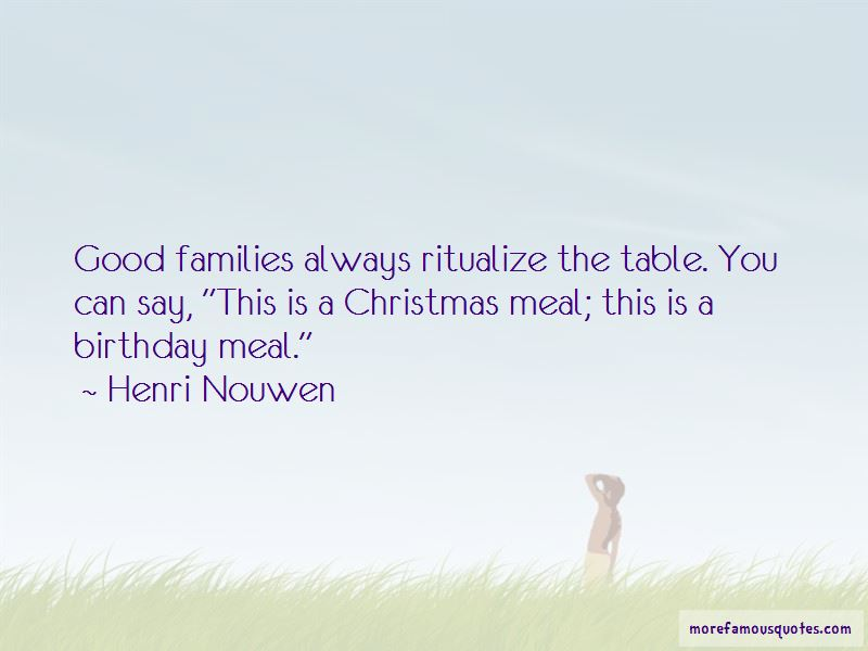 Christmas Meal Quotes Pictures 2