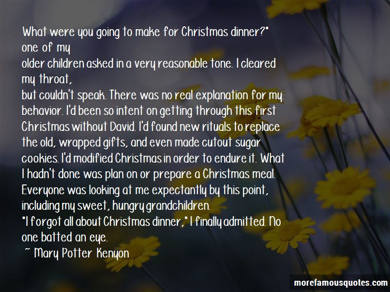 Christmas Meal Quotes