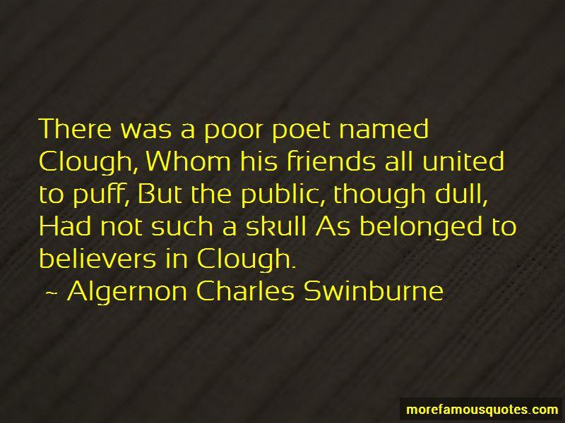 Clough Quotes