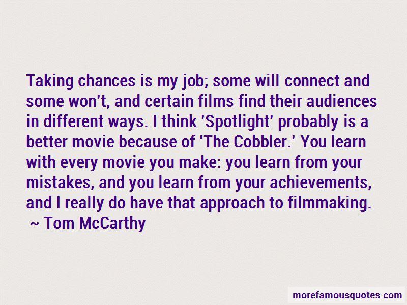 Cobbler Movie Quotes
