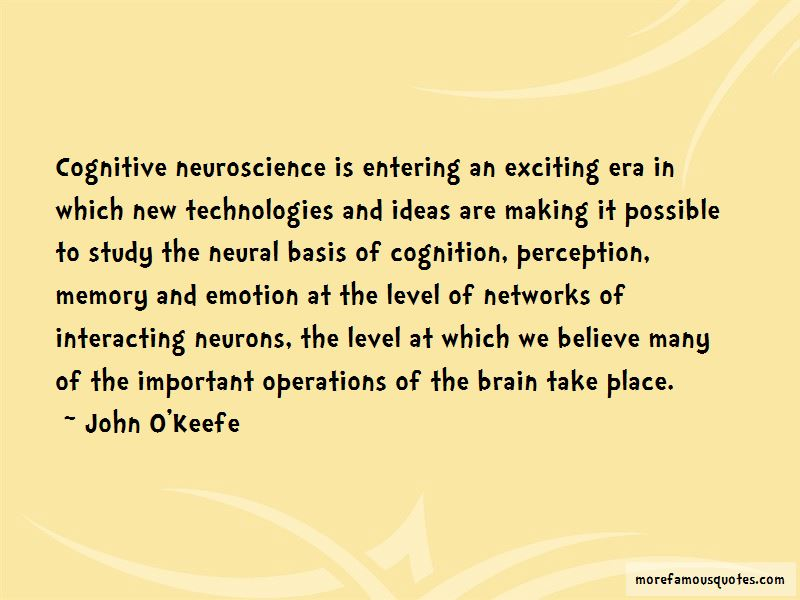 Cognitive Neuroscience Quotes Pictures 3